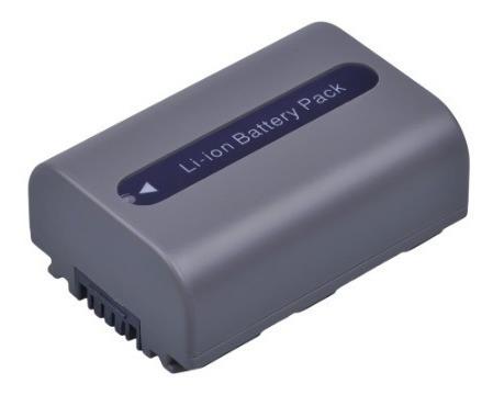 Bateria Np-fp50 Compatível Com Sony