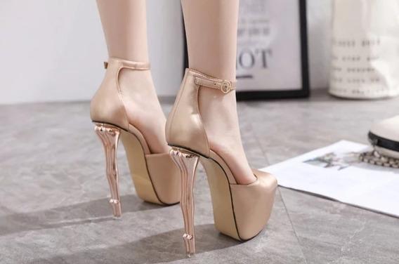 Sapato Gladiador Feminino Importado - Frete Grátis