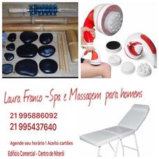 Serviço De Spa E Massagem