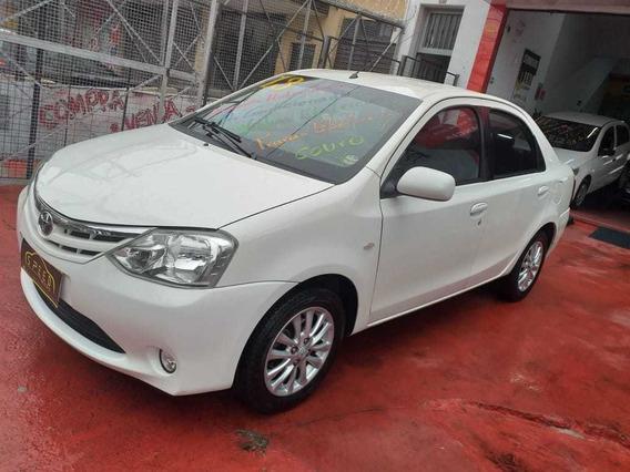 Toyota Etios Xls 1.5 - 2013 - Aceito Troca - Financio