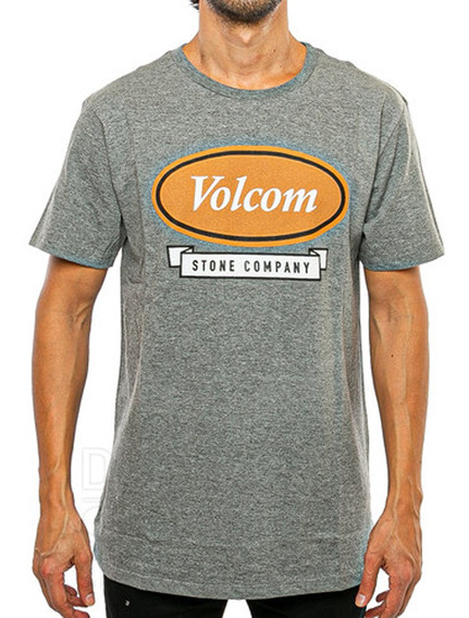Remera Volcom Gold Vomteba220106 Hombre Vomteba22010666