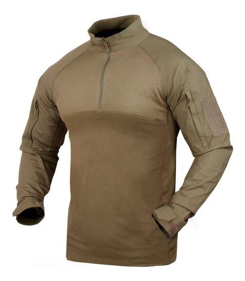 Playera Tactica Combate Militar Camisa Condor Original Ropa