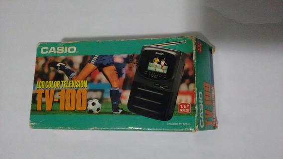 Tv Portátil Casio Tv-100