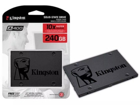 Hd 240gb Kingston Technology Original 6 Gv Ram