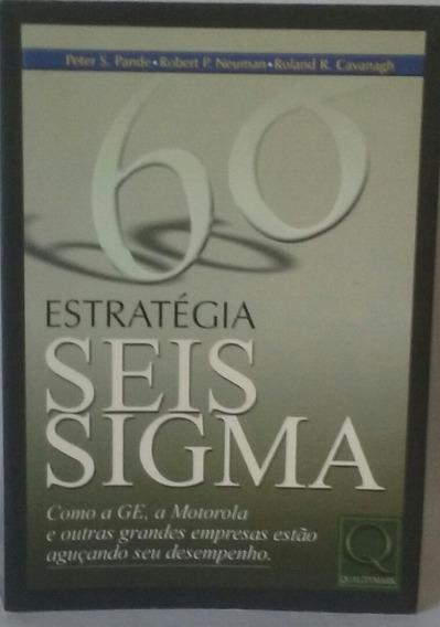 Livro - Estratégia Seis Sigma