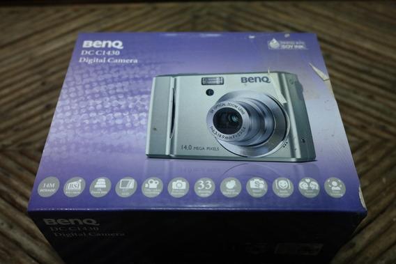 Camera Benq 14mp C1430 Mostruário - Dalfunz