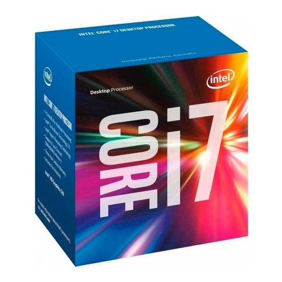Processador Intel Core I7 7700 Lga 1151