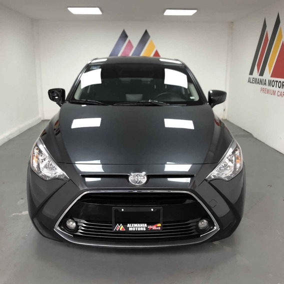 Toyota Yaris 2018 4p Sedn R Xle L4/1.5l Aut