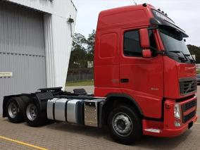 Volvo Fh 460 Ano 2014 6x2 Globetrotter Impecável