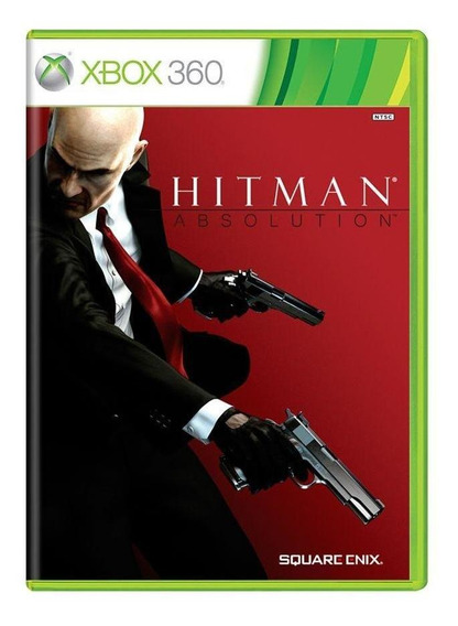 Hitman Absolution Xbox 360 Mídia Física Pronta Entrega