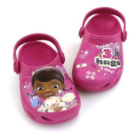 Babuche Ventor Baby Doutora Brinquedos Disney Original