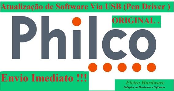 Atualização De Software Original Para Tv Philco Ph32f33dg