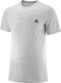 Camiseta Salomon Masculina - Cotton Ss Tee - Casual