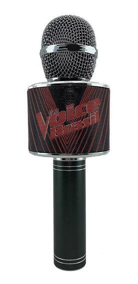 Microfone Sem Fio - The Voice Kids - Cks Toys Cks - Sarcop