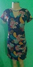 Vestido Moda Evangelica Estilo Gospel Kit Com 4
