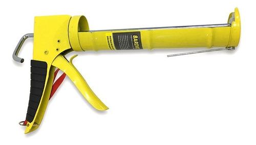 Imagen 1 de 9 de Pistola Aplicadora Silicona 9  Cartucho Barovo