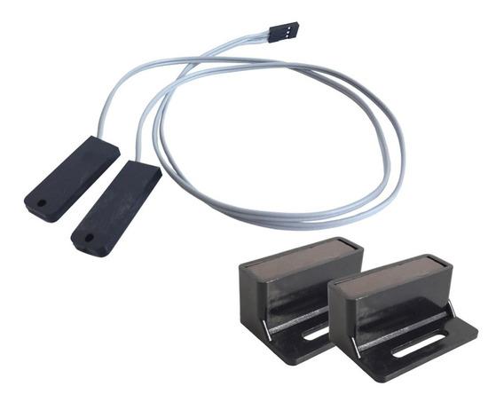 Kit Fim De Curso Sensor Reed Motor Portão Eletrônico Ppa