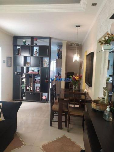 Imagem 1 de 25 de Casa À Venda, 133 M² Por R$ 1.200.000,00 - Vila Rosália - Guarulhos/sp - Ca0362