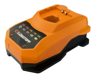 Cargador Batería 18v Ion Litio 1,5 - 4ah Lusqtoff Powerlink