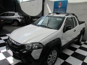 Fiat Strada Adventure 2014 Locker Ce Flex Automática