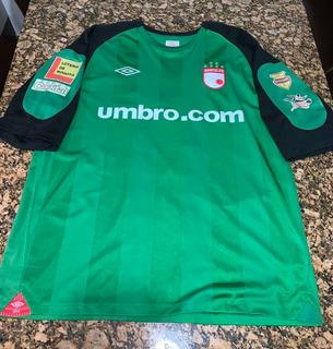 Camisa De Jogo Santa Fe - Colômbia - 2011