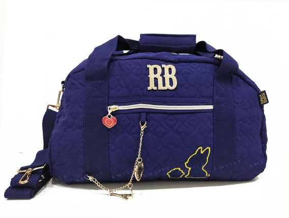 Bolsa De Mão E Transversal Rebecca Bonbon Original Fashion