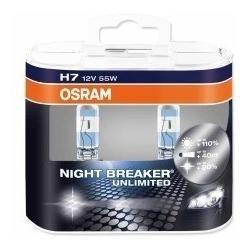 Osram Night Breaker Laser H7 El Par