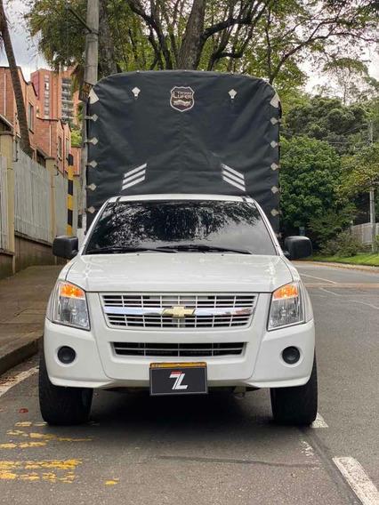Chevrolet Luv D-max 2.5 Diésel Estacas