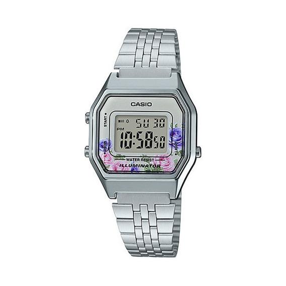 Relógio Casio Vintage La680wa-4cdf