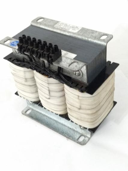 Autotransformador Trifasico 600va/0,6kva Prim.440v/sec.220v