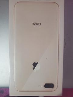 Celular iPhone 8 Plus De 64gbCompañia At&t Sellado