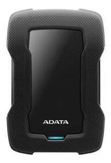 Disco duro externo Adata HD330 AHD330-4TU31 4TB negro