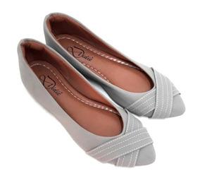445e5169b Sapatilha Nobuck - Sapatos Cinza escuro no Mercado Livre Brasil