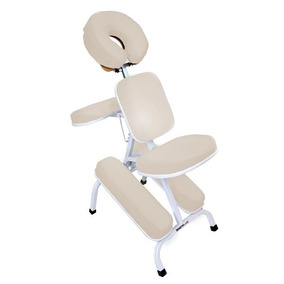 Cadeira De Massagem Quick Massage De Metal - Legno