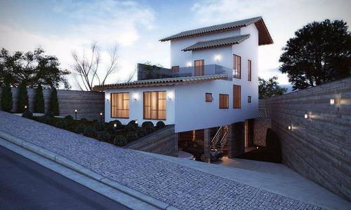 Casa Residencial À Venda, Jordanópolis, Arujá - Ca0393. - Ca0395