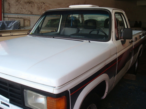 D20 Ano 88 Motor Ruim,ranger,iveco,hr,bongo,c20,f1000,kombi