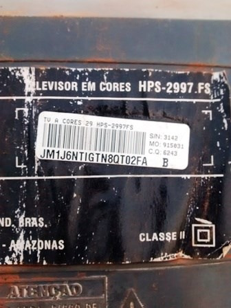 Bobina Deflectora Tv Cce Hps2997-fs