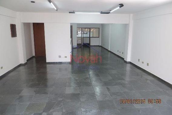 Loja Comercial Para Locação, Gonzaga, Santos. - Lo0003