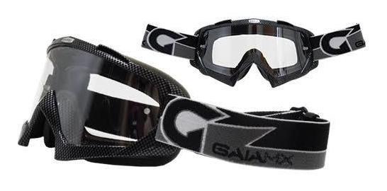 Oculos Gaia Mx - Carbon Máster