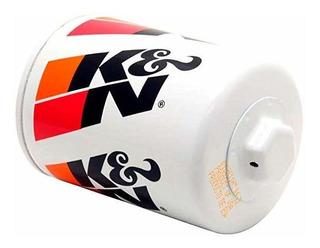 K & N Hp-1017 Gold Oil Rendimiento De Los Filtros En Forma P