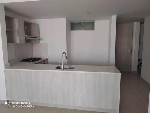 Imagen 1 de 12 de Vendo Apartamento En Altos De Buenavista, Barranquilla