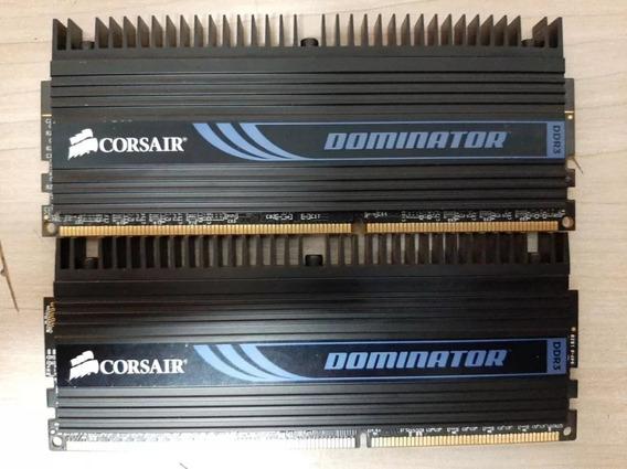 Memoria Ram Corsair 4gb (2x2gb) 1333mhz