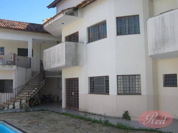 Sobrado E Demais Construções Em Área De 1.508m2 - Estrada Dos Fernandes - Pq. Santa Rosa - Suzano - So0275