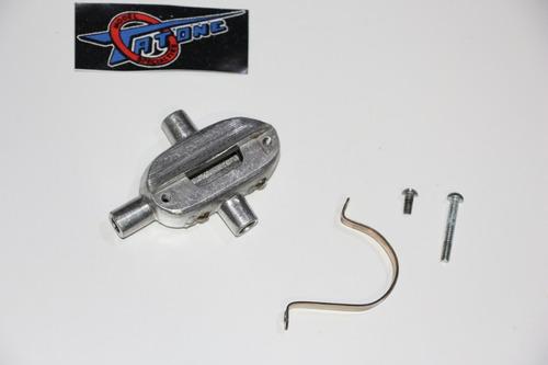 Muffler Tatone Modelo # 11054 P/ Motores .29 A .40 - Novo.