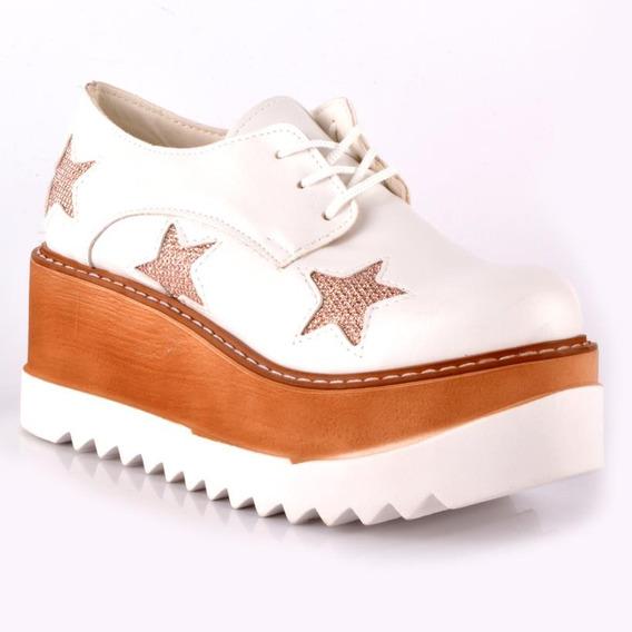 Zapato Sky Blue - 349-6645-blanco