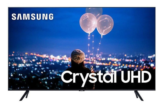 Smart Tv Crystal 55 Polegadas Samsung Uhd 4k Bluetooth Hdr