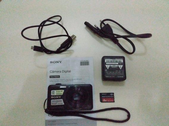 Câmera Sony Dsc-wx50 + Acessórios