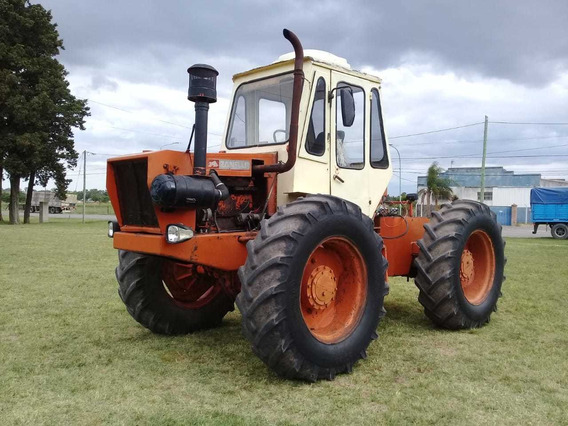 Tractor Zanello 4200 Motor Mercedes 1517. Muy Buen Estado!