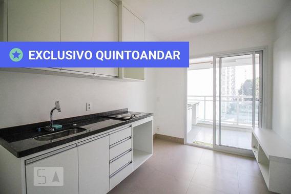 Studio No 5º Andar Com 1 Dormitório E 1 Garagem - Id: 892955678 - 255678