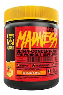 Pre Entreno Mutant Madness Peach Mango